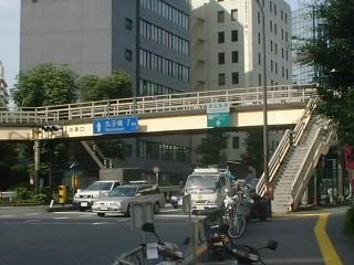 車社会の中原街道